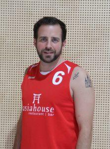 Jürgen Eppinger Basketballspieler