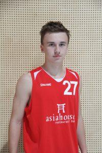 Benjamin Höller Basketballspieler